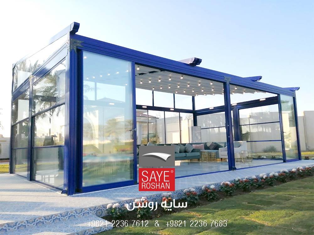 شیشه-اسلایدنگ-ویلای-مسکونی-ام-فیصل
