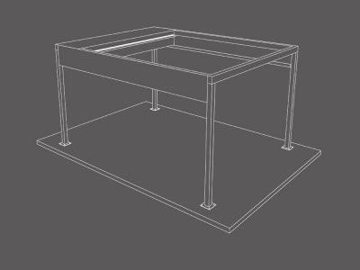 سقف متحرک مدل پاینا
