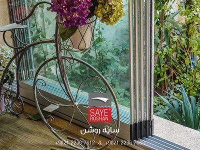 شیشه-اسلایدینگ-ساختمان-مسکونی